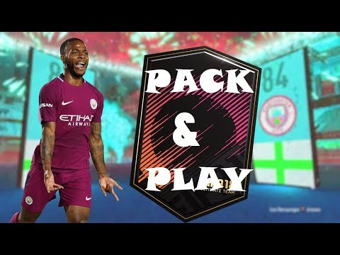 FIFA 18: STERLING INFORM PACK & PLAY⚫⚽ | FIFA 18 ULTIMATE TEAM (GERMAN)