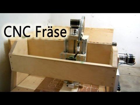 CNC Fräse Bauanleitung zum selber bauen - Bauanleitung. org