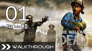 The Walking Dead Season 2 Episode 5: No Going Back