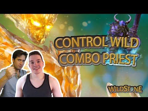 DECK PRETRE COMBO DE CONTROL ! [Wild] [Fr] [Hearthstone]