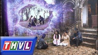 THVL | Chuyện xưa tích cũ – Tập 71[2]: Nhân cứu thoát 3 hồn ma và xin được đi theo vào trong tranh