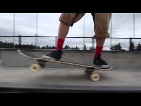 William Royce on the YoFace 35 in Tacoma, Washington