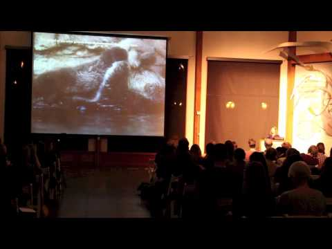 Lightning Talks: Shawn Larson - Sea Otters