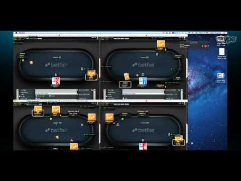 Gripsed Poker Training - #21 - High Stakes Poker at Betfair
