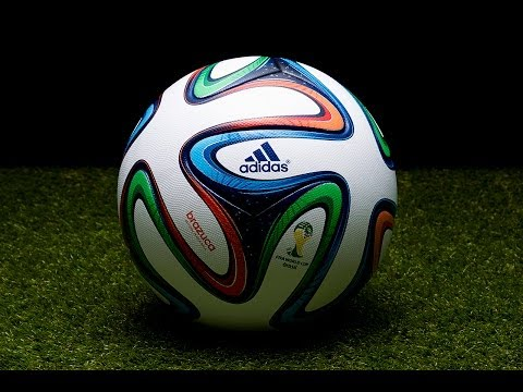 2014 World Cup Ball Unveiled