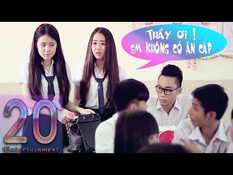PHIM CẤP 3 - Phần 2 (2015) : Tập 2 (Ginô Tống , Lục Anh , Papyxu Tường)