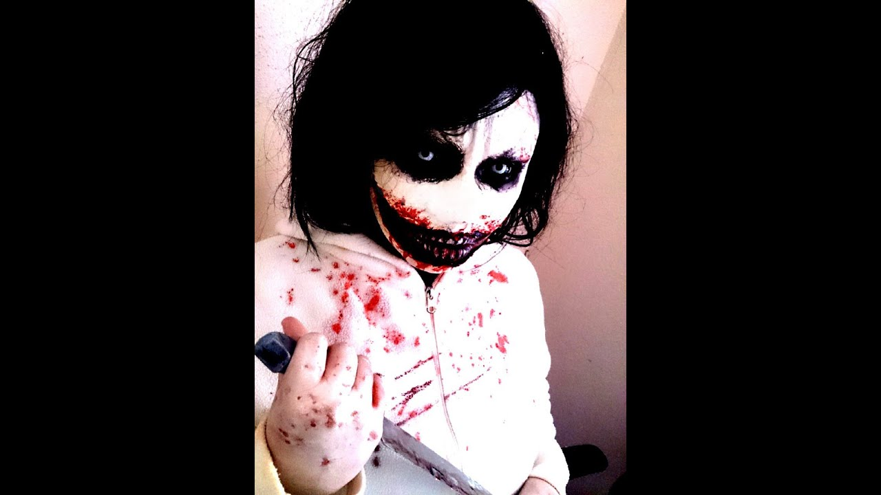 JEFF THE KILLER TUTORIAL REMAKE 2013 - YouTube