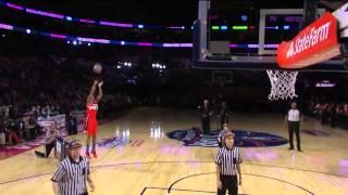 NBA 2014 Three-point Contest Final: Marco Belinelli Vs