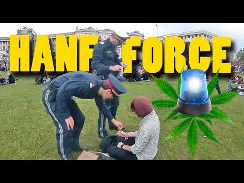 Hanf Force - Polizei Prank