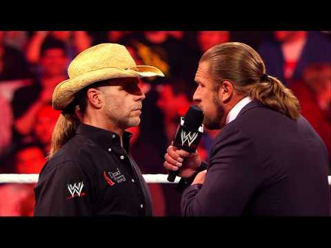 TRIPLE H &amp; UNDERTAKER WRESTLEMANIA 28 PROMO