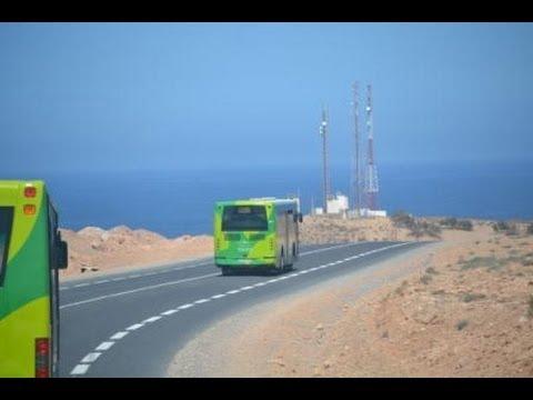 حفل إعطاء انطلاقة حافلات النقل الحضري