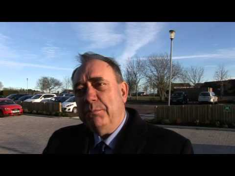 Scotland's Referendum 2014 - Why will David Cameron not debate with Alex Salmond?