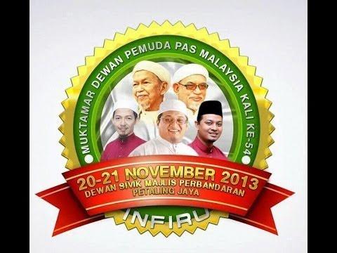 Muktamar Dewan Pemuda Pas Malaysia Kali ke-54 (Sesi Petang)