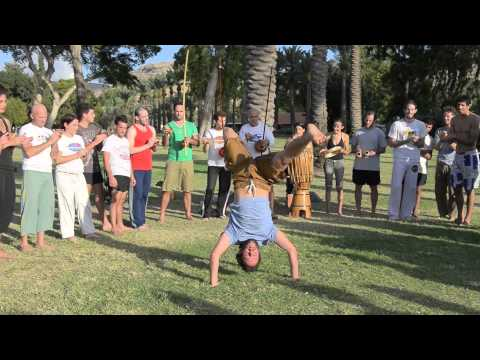ABADÁ - Capoeira Tel-Aviv Training Camp
