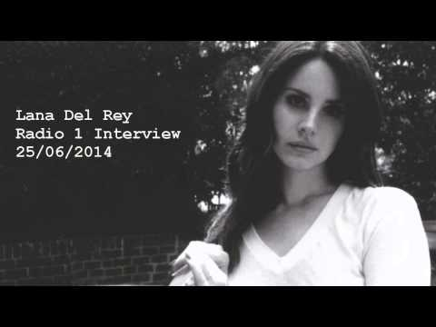 Lana Del Rey Interview - Ultraviolence (Radio 1) 2014