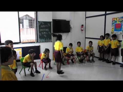Skit on Health Food by Grade 1 and 2