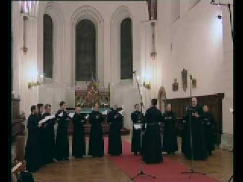 The Orthodox Singers Male Choir: It is fitting