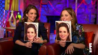Tina Fey & Amy Poehler Play the Most Likely Game With E!
