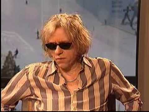 Phil Blizzard interviews - 'Up Close' with Sir Bob Geldof pt 1