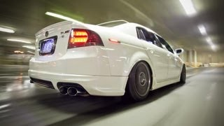 Acura TL-S short movie HD