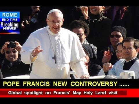 POPE Francis New Controversy to ERUPT ----- BILLIONS to die.
