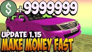 GTA 5 Money MAKE MONEY FAST After Patch 1.15 GTA 5