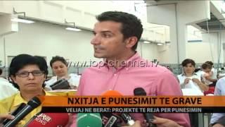 Punsimi i grave, Veliaj n Berat  Top Channel Albania  News  L