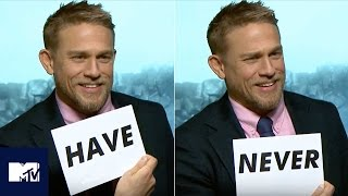 Charlie Hunnam Plays Never Have I Ever! 😂 | MTV