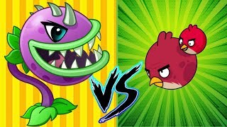 Angrybirds Vs Plants FULL GAME! HD #angrybirds #Rovio #