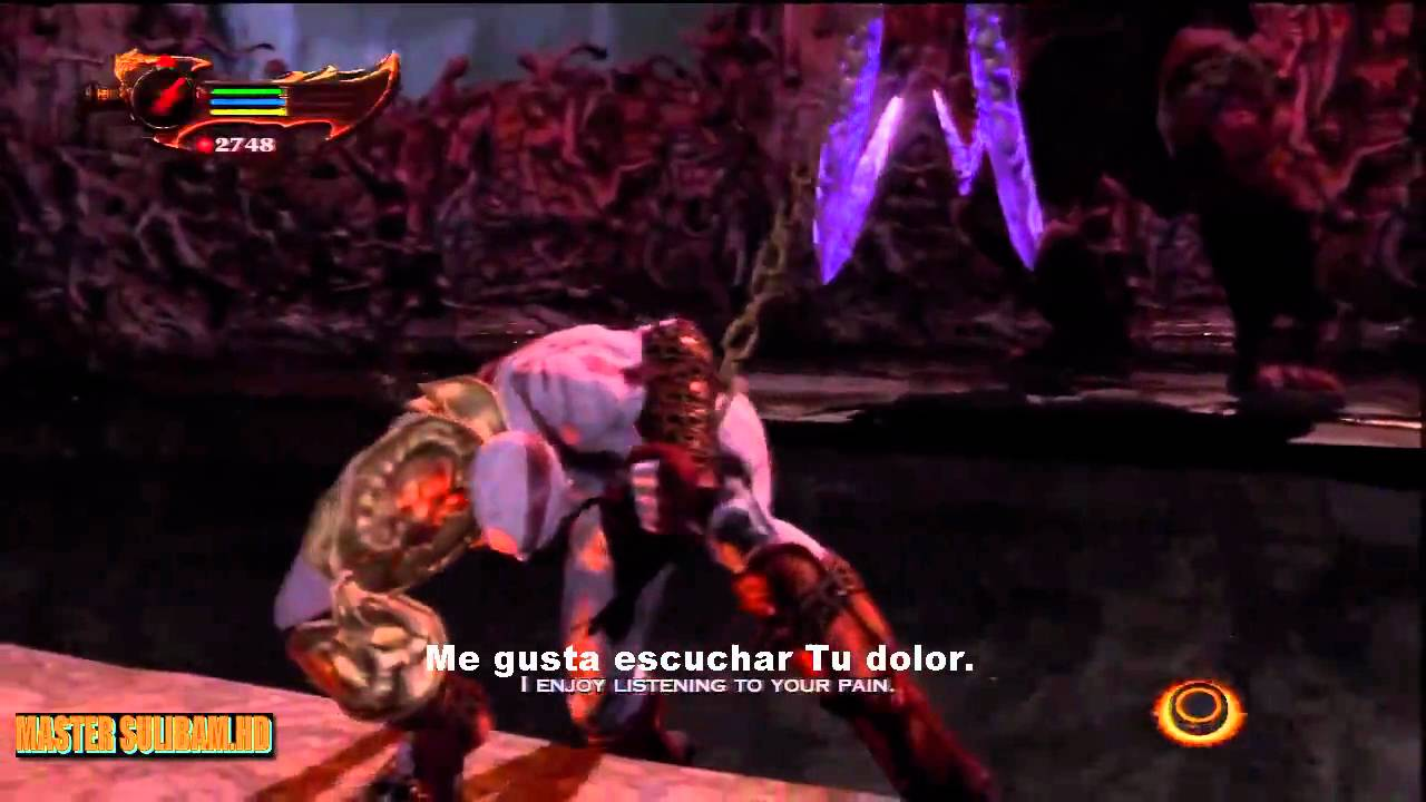 Dios de la guerra - God of war 3 Vs Hades Movie HD (Sub español) Part ...