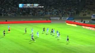 Esto hizo bien Boca contra Belgrano. Fecha 2. Torneo Primera División 2014. FPT