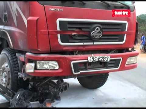 Tai nạn giao thông - Cả nhà bị tai nạn