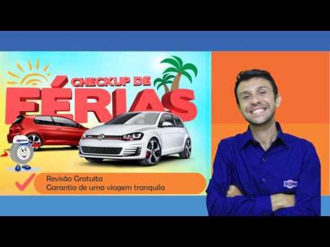 Vídeo Confira a promoção de Check Up de Férias do Boni Centro Automotivo