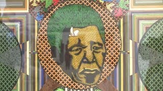 Nelson Mandela exhibition marks his 95th birthday