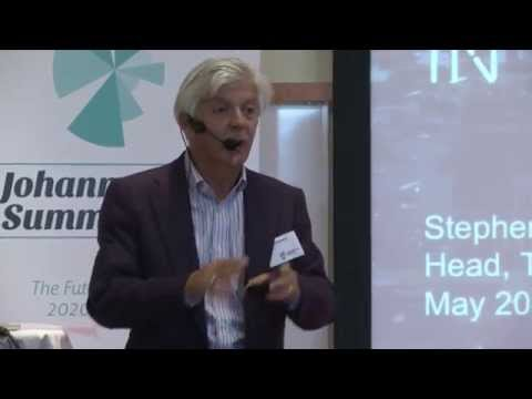 Stephen Rayment, Ericsson, The Role of Wi-Fi in 5G Networks