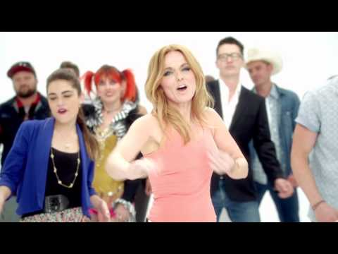 Geri Halliwell - Half of Me music video