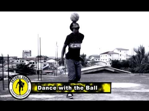 SKYBALL GHANA-Dance With The Ball