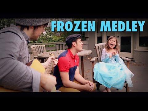 Frozen Medley for Iris