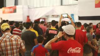 Trophy Tour @ Costa Rica - جولة كأس العالم في كوستاريكا
