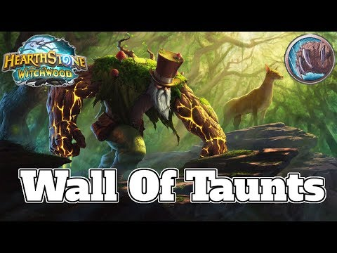 Hadronox Taunt Druid Witchwood | Hearthstone Guide How To Play