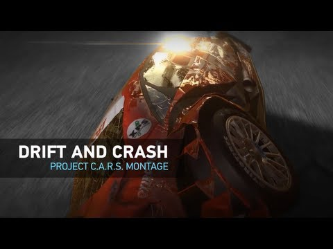 CARS Trailer Drift n Crash