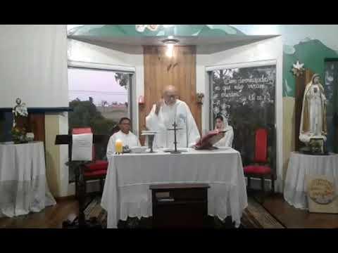 Santa Missa | 27.04.2020 | Segunda-feira | Padre José Sometti | ANSPAZ