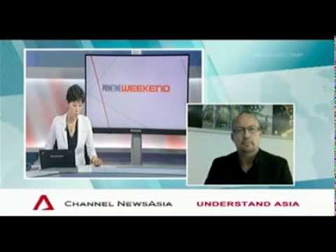 HASSELL Principal John Pauline interviewed by Channel News Asia on 2020 Olypmics
