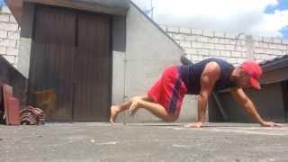 Biceps y Triceps - Rutina de brazos sin equipo