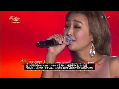 Người Hàn Quốc hát về Việt Nam