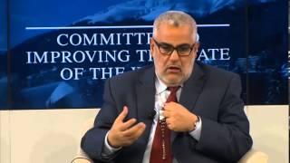 كلمة رئيس الحكومة  في أشغال المنتدى الاقتصادي العالمي بدافوس
