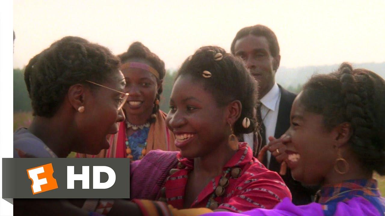 The Color Purple (6/6) Movie CLIP - Reunited (1985) HD