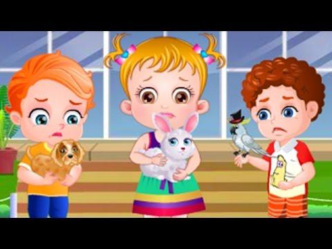 Baby Hazel Game Movie - Baby Hazel Pet Games - Dora the Explorer