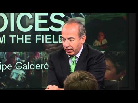 Felipe Calderón on Healthcare accessibility | Voices from the Field