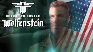 Return To Castle Wolfenstein ► СТРИМ #1